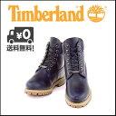ティンバーランド メンズ 6インチ プレミアム ブーツ 防水 雨 雪 靴 シューズ Timberland 6inch PREMIUM BOOT 6557A ネイビー【バーゲン】
