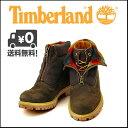 ティンバーランド メンズ ブーツ プレミアム ジップトップブーツ 2WAY Timberland PREMIUM ZIP TOP BOOTS 6615A レッドブリア/レトロウールリッチ【バーゲン】