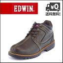 EDWIN(エドウィン) メンズ センターシームブーツ EDM-8320 ダークブラウン【メンズバーゲン】