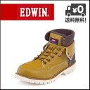 EDWIN(エドウィン) メンズ カジュアルブーツ EDM-8500 キャメル【メンズバーゲン】