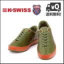 【2/28マデ限定15%ポイントバック】ケースイス スニーカー メンズ ローカット クリーンクラシックP K-SWISS CLEAN CLASSIC P 02920307 オリビン/オータムグレイズ