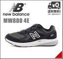 ニューバランス メンズ ウォーキングシューズ スニーカー MW880B ダイヤル 軽量 クッション性 耐久性 4E 幅広 カジュアル デイリー トラベル スポーツ new balance 165880 ネイビー