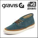 グラビス スニーカー メンズ チャッカ GRAVIS QUARTERS CC(クォーターズ) Cordwayコレクション 11613100316 マラード