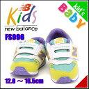 ニューバランス 女の子 男の子 キッズ ベビー 子供靴 運動靴 通学靴 ベビーシューズ スニーカー 安定性 通気性 クッション性 限定モデル FS996 new balance 1009157 イエロー/グリーン