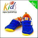 ニューバランス キッズ スニーカー 子供靴 男の子 女の子 new balance KV111 140111 BLP ブルー