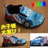 光る靴 子供靴 DISNEY ディズニー 光る スニーカー 動画あり 6688 CARS カーズ ラウル【Y_KO】
