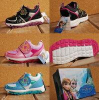 光る靴キッズアナと雪の女王6815子供靴こども靴シューズ【Y_KO】