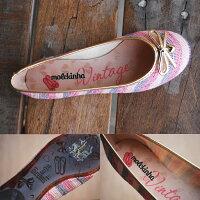 バレエシューズモレキーニャMolekinhaキッズ子供靴パンプス2099-210-5881-38319