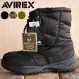AVIREX アビレックス AV3455 スノーブーツ 防寒 ブーツ メンズ レディース SABRE【Y_KO】【166ss】