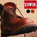 本革 オイルレザー ワークブーツ メンズ EDWIN エドウィン BL302【SHA】【Y_KO】【166ss】