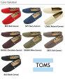 【即納】TOMS トムスシューズ メンズ スニーカー MENS ORIGINAL CLASSICS オリジナル クラシック スリップオン (001001A07/001001A10)