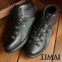 【在庫限り】TIMAI ティマイ スニーカー 靴 メンズ レディース CHOGUY STD チョーガイ スタンダード Black (TIHUD056-01 FW15)【e】【ts】【コンビニ受取対応商品】