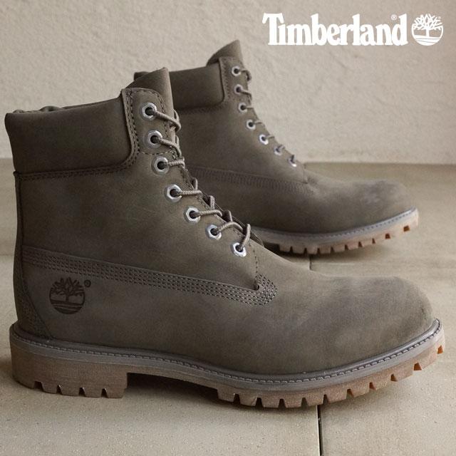Timberland Premium Grey