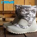 【即納】Teva テバ メンズ レディース スノーブーツ VERO BOOT II ベロ ブーツ 2 Camo Grey (1010141-CMGY FW15)【ts】【コンビニ受取対応商品】