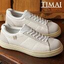 【在庫限り】ティマイ アクダ TIMAI メンズ レディース 靴 スニーカーブーツAKUDA ホワイト (TIHUD 074-02)【e】【ts】【コンビニ受取対応商品】