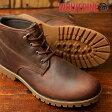 ウルヴァリン コート WOLVERINE ウルバリン メンズ チャッカブーツ CORT Brown Leather (W40241 FW16)【コンビニ受取対応商品】