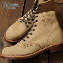 チペワ 6インチ ユーティリティ スエードブーツ CHIPPEWA メンズ 革靴 6-inch utility suede boots Dワイズ カーキ (CP1901G27)【コンビニ受取対応商品】 shoetime