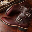 チペワ ウーマンズ 7インチ オリジナル エンジニアブーツ CHIPPEWA レディース 革靴 womens 7-inch original engineer boots Mワイズ コードバン (CP1901W13)