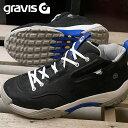 【即納】gravis グラビス スニーカー メンズ RIVAL ライバル BLACK/GRAY (01020 FW17)【コンビニ受取対応商品】