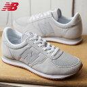 鞋子 - 【即納】newbalance ニューバランス メンズ・レディース Dワイズ U220 RAIN CLOUD スニーカー 靴 (U220EB FW18)【コンビニ受取対応商品】