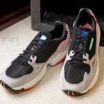 adidas Originals アディダス オリジナルス レディース FALCON W ファルコン ウィンメンズ スニーカー 靴 Cブラック/Cブラック/ライトグラナイト (BB9173 FW18)