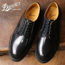 【即納】DANNER ダナー ブーツ 短靴 POSTMAN SHOES ポストマン シューズ BLACK (D214300 D-214300)