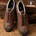 【即納】【返品送料無料】パトリック PATRICK アイリス・ホース IRIS-HS メンズ レディース スニーカー 靴 チョコ CHO (...