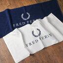 ショッピングスポーツタオル フレッドペリー FRED PERRY フェイスタオル FACE TOWEL スポーツタオル (F19904 SS19)【ts】【e】【メール便可】