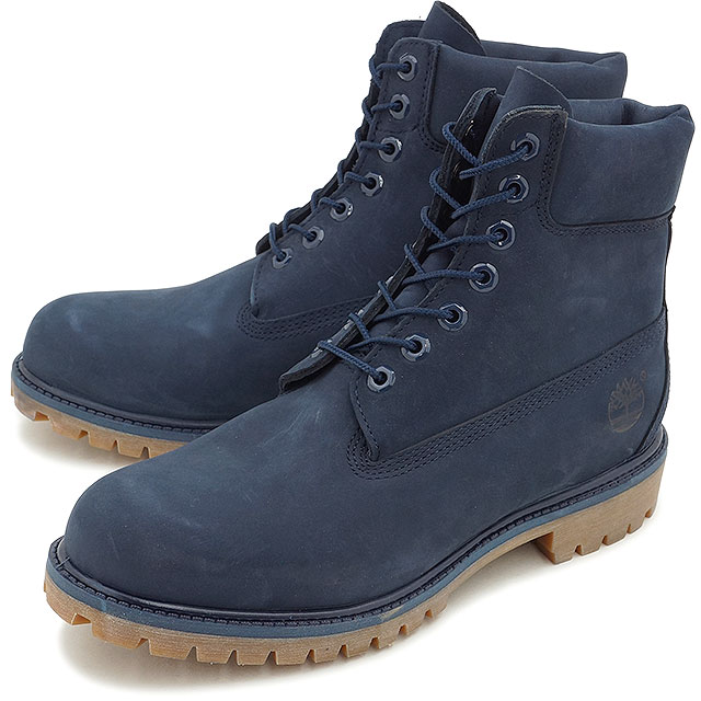 Awesome Timberland Waterproof Boot In Blue (Navy) | Lyst
