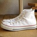 コンバース キャンバス オールスター ハイカット CONVERSE CANVAS ALL STAR HI オプティカルホワイト (32060183) shoetime