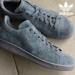 adidas Originals アディダス オリジナルス スタンスミス スウェード メンズ レディース STAN SMITH オニキス/オニキス/ボールドオニキス S75108 SS16 shoetime