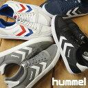 【即納】hummel ヒュンメル スニーカー 靴 メンズ レ...
