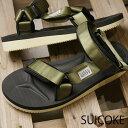 【即納】SUICOKE スイコック サンダル 靴 メンズ D...