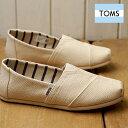【即納】TOMS Shoes トムス シューズ メンズ スリ...