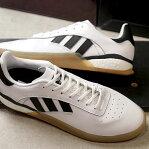 アディダス スケートボーディング adidas SKATEBOARDING メンズ 3ST.004 スケートシューズ スニーカー 靴 R.WHITE/C.BLACK ホワイト系 (DB3153 SS19)