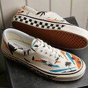 【即納】バンズ VANS アナハイムファクトリー エラ95 DX ANAHEIM FACTORY ERA 95 DX メンズ レディース ヴァンズ スニーカー 靴 CAMO TAPE/OG PRINT MASH UP (VN0A2RR1VPH SS19)