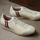 ショッピングアイリス 【返品送料無料】パトリック PATRICK スニーカー アイリス・コンブ IRIS-CONBU (502160 SS20) メンズ・レディース 撥水 日本製 靴 TRC ホワイト系
