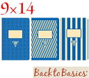 Household Supplies, Stationery - ☆クレールフォンテーヌ(Clairefontaine)☆Back to Basics 1951 LINE★1951 復刻ノート ライン 9x14/ブルー(3柄8冊アソート)★【RCP】
