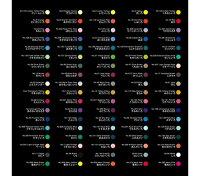 送料無料!★サクラクレパス★クレパス誕生90年記念☆クレパス厳選90色セット(数量限定)☆LP90-AN