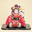 創作人形 椿よね『幸姫』飾り台・木札つき【人形・姫】【通販・販売】