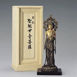 高村光雲『聖観世音菩薩』ブロンズ像