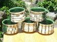京焼 清水焼 おりべお茶呑茶碗揃え 陶化