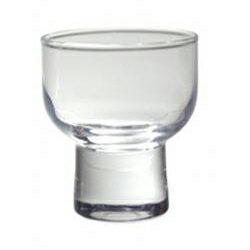 日本的工業設計師柳宗理的緣故玻璃 (125 毫升)