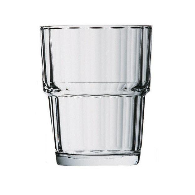 (単品販売)アルコロックノルベージュ(NORVEGE)250TB/タンブラーコップ強化グラスガラス製