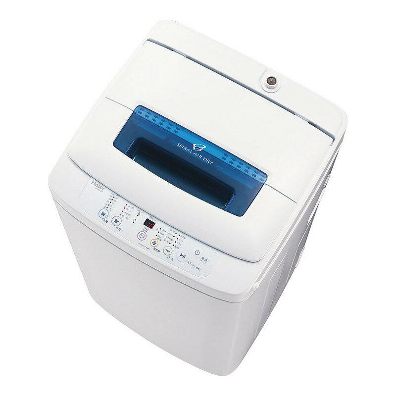 [TKG16-1194] ハイアール 4.2kg 全自動洗濯機 JW−K42M(W)