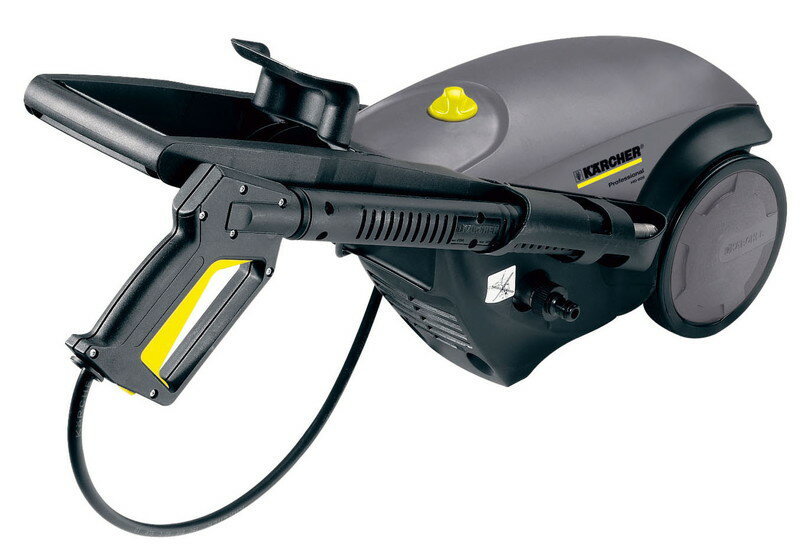 [TKG16-1235] ケルヒャー 業務用 冷水高圧洗浄機 HD60560Hzグレー