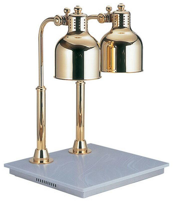 [TKG16-1456] UKヒートランプ 2灯式 調光機能なし
