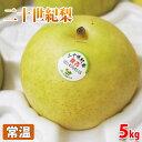鳥取県産 梨 二十世紀梨 12~14玉入り 5kg