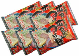 広島つけ麺・美味しい激辛・生12食セット(YPx6)