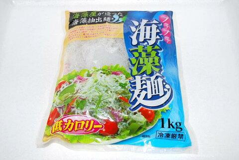 スーパーダイエット食品海藻クリスタル海藻麺1K